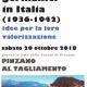 LA COSTRUZIONE DEI SACRARI GERMANICI IN ITALIA (1936-1942): IDEE PER LA LORO VALORIZZAZIONE