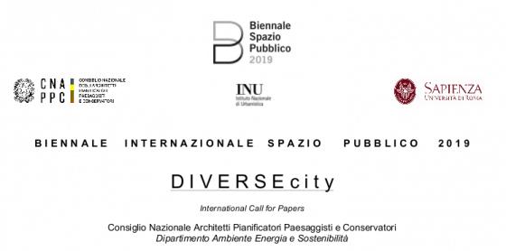 BISP 2019 – BIENNALE INTERNAZIONALE DELLO SPAZIO PUBBLICO